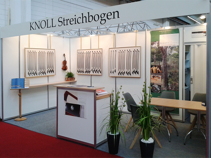 Messestand Frankfurt